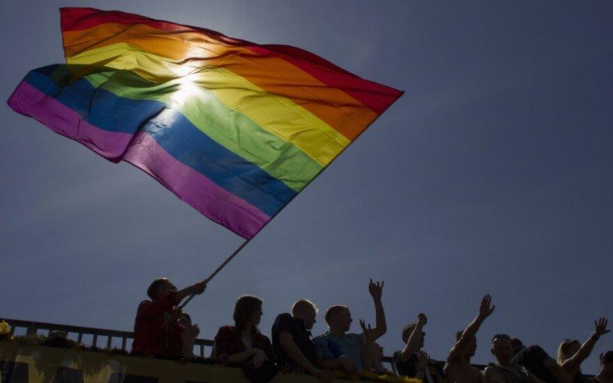 Litewska Telewizja ocenzurowała filmik Litewskiej Ligi Gejów