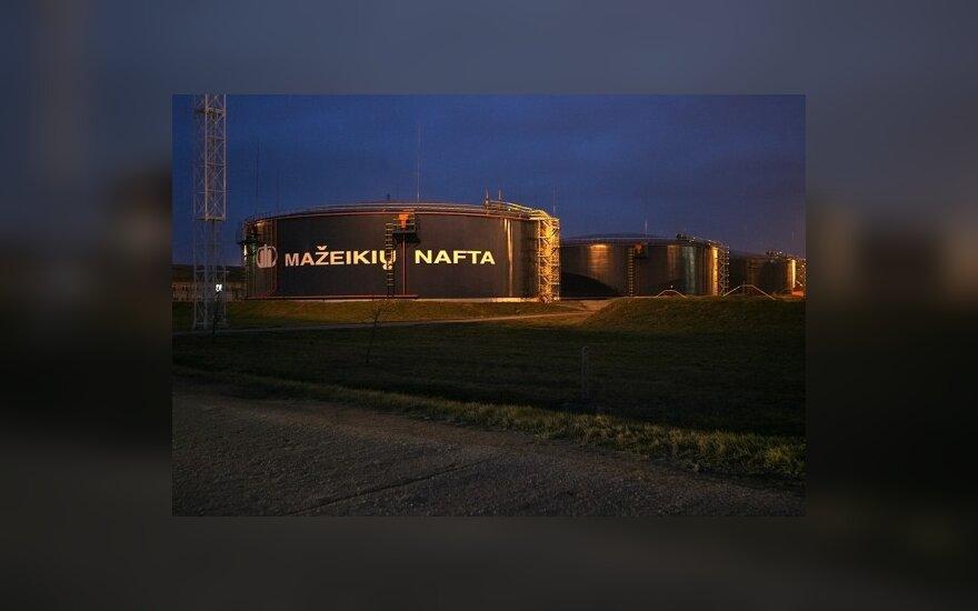 Mažeikių nafta вложила в модернизацию 350 млн. литов