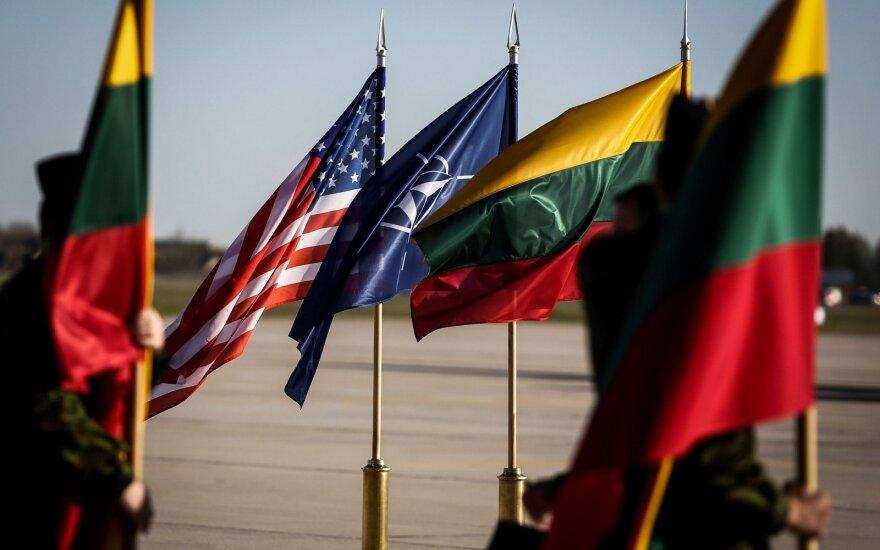 Госдепартамент США обнародовал важные для Литвы исторические документы