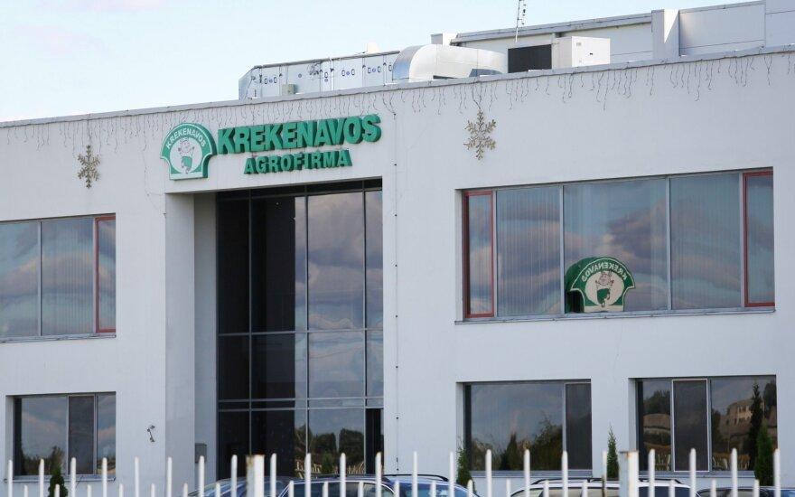 Krekenavos agrofirma предложит товар литовцам в Польше