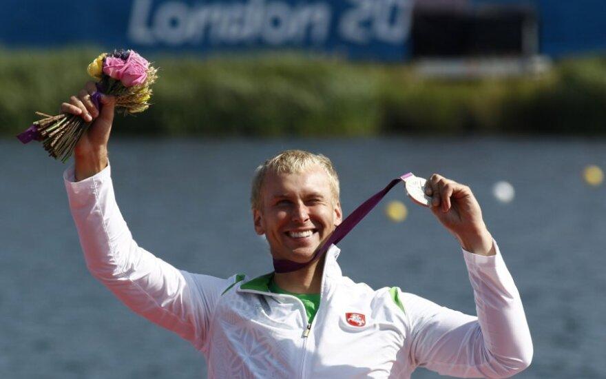 Szuklin zdobył srebro dla Litwy
