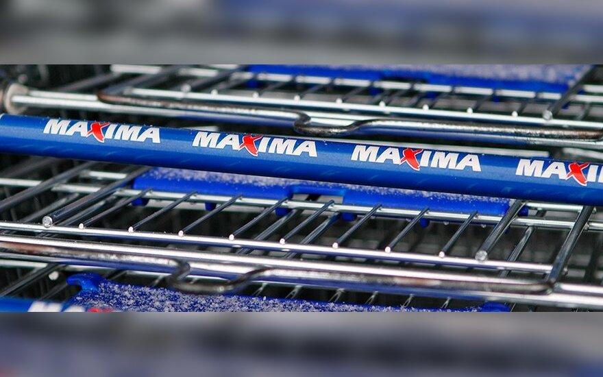 Интернет-магазин Maxima будет действовать во всем Вильнюсе