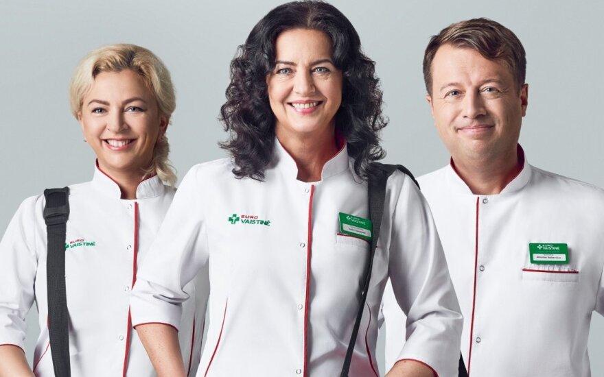 Euroapotheca приобрела эстонскую сеть аптек