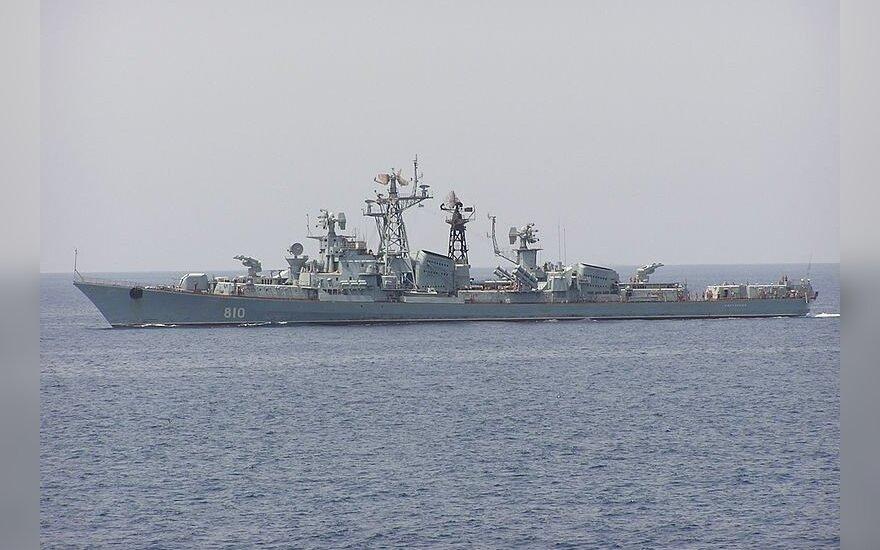 """Rusijos eskadrinis minininkas """"Smetlivyj"""""""