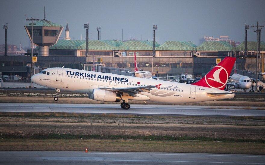 Turkish Airlines / BAA Training nuotr.