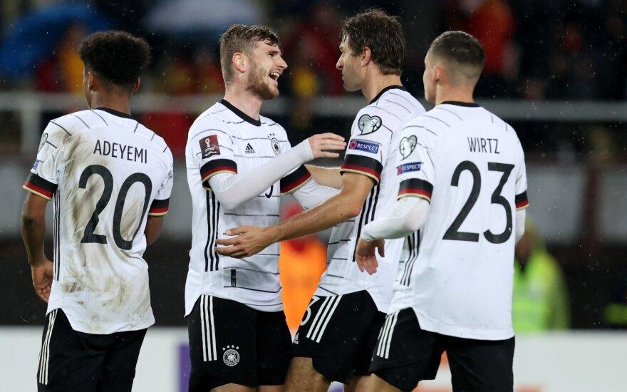 Vokietijos futbolo rinktinė, Timo Werner