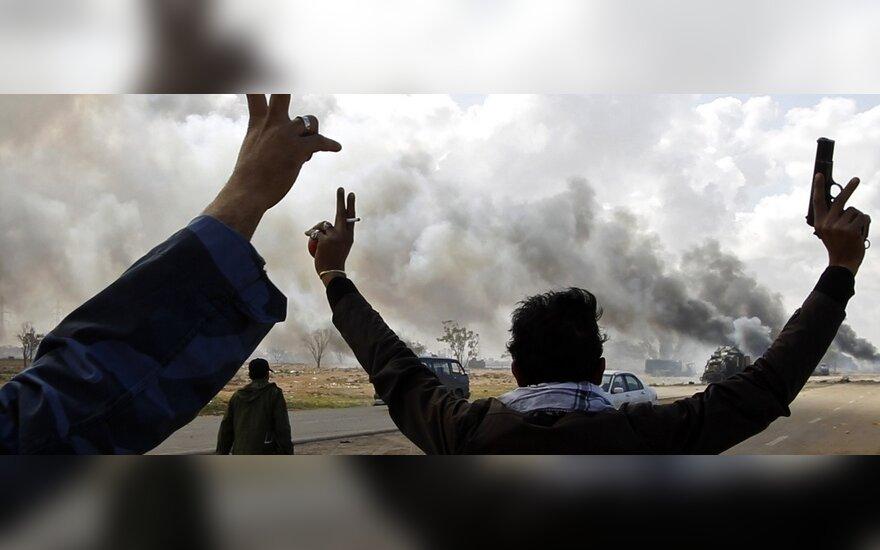 США: режим запрета на полеты для ВВС Ливии установлен