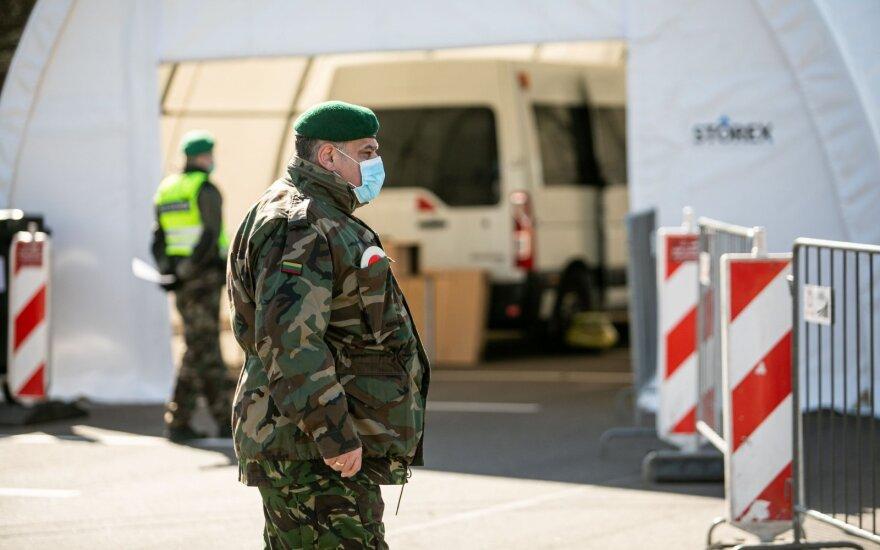 В Литве количество подтвержденных случаев коронавируса увеличилось до 255