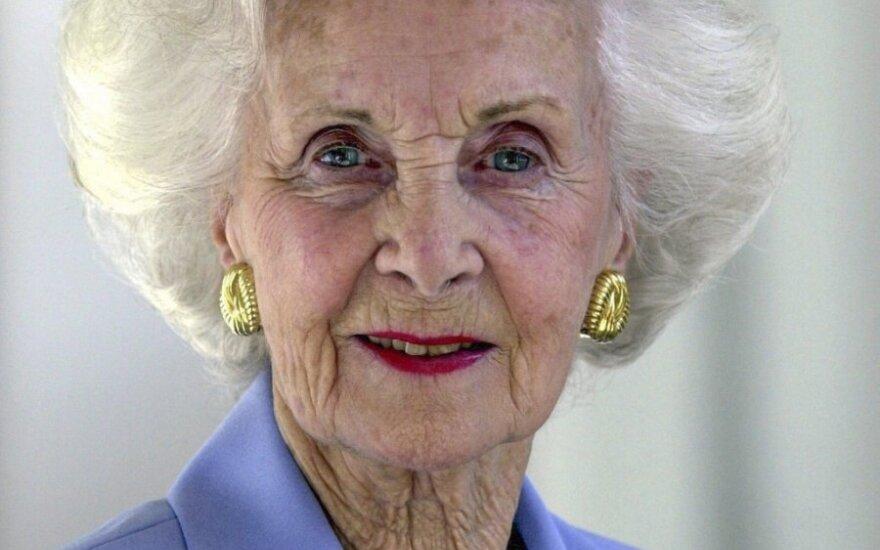 Švedijos princesė Lilian Davies