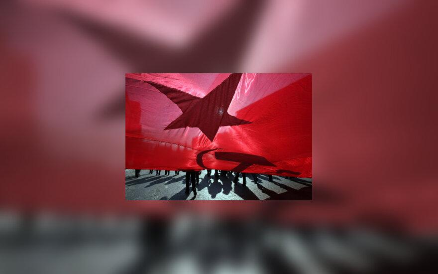 Sovietinė vėliava