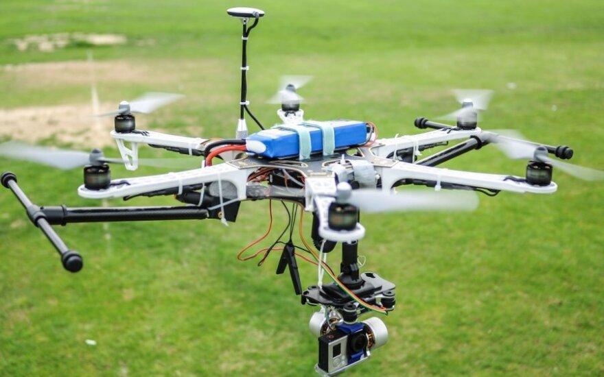 Raperepogromca dronów