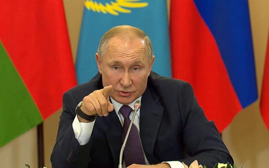 Житель Вологодской области оштрафован за нецензурное оскорбление Путина