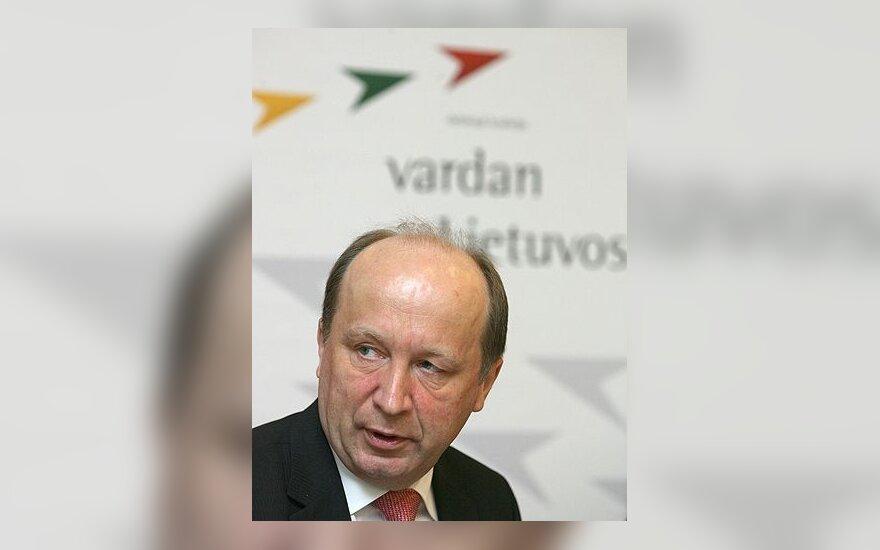 Премьер Литвы уверяет, что лит стабилен