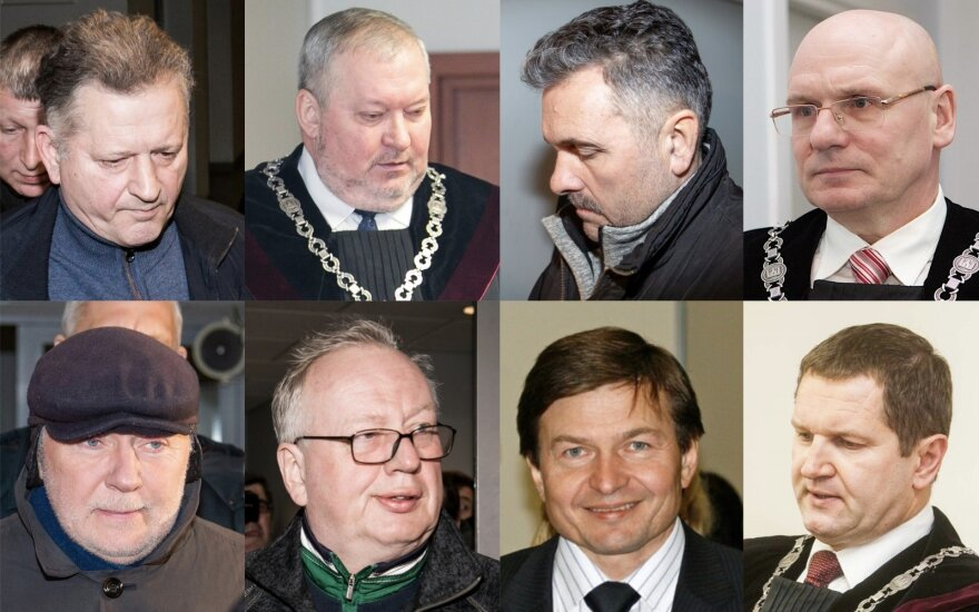 Количество подозреваемых в деле о судебной коррупции выросло до 45