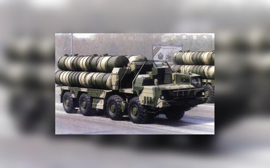Россия поставила в Беларусь четыре комплекта ЗРК С-300
