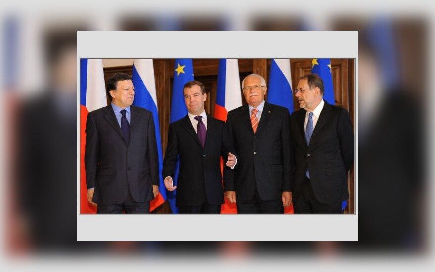 """ЕC не убедил Д.Медведева в безопасности """"Восточного партнерства"""""""