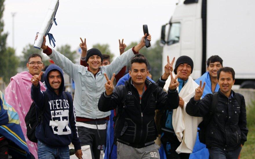 СМИ: Федеральные земли критикуют миграционную политику канцлера Меркель