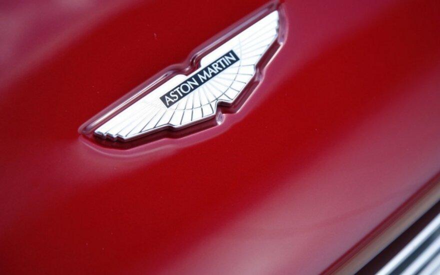 Aston Martin построил уникальный спидстер к своему 100-летнему юбилею