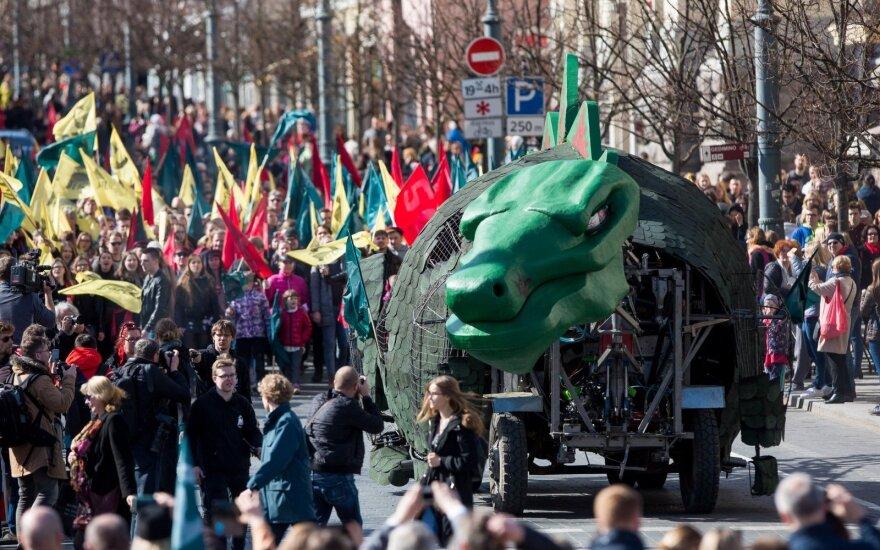В субботу в Вильнюсе в 52-й раз отметят День физика - FiDi