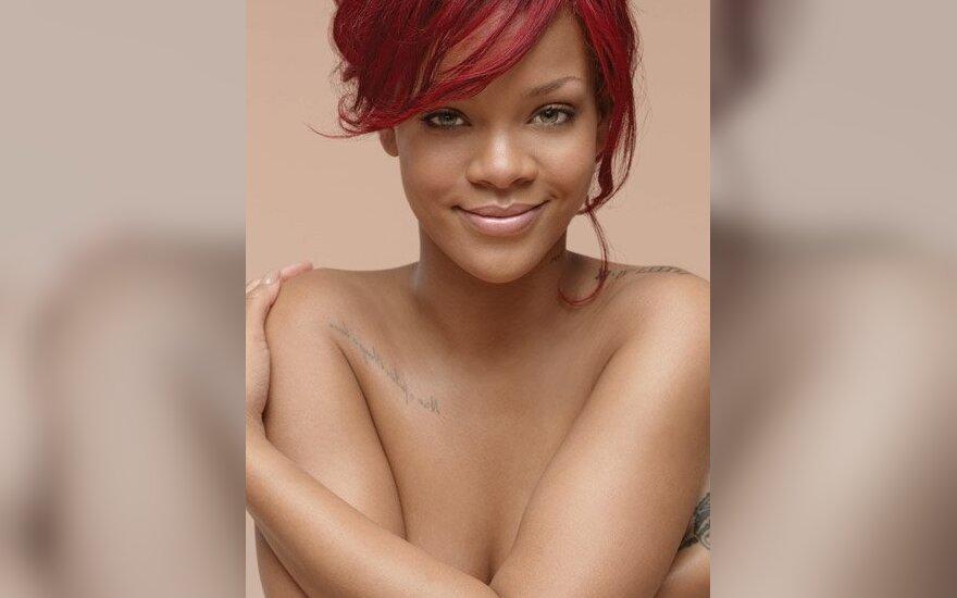 """Rihanna        """"Nivea"""" nuotr."""