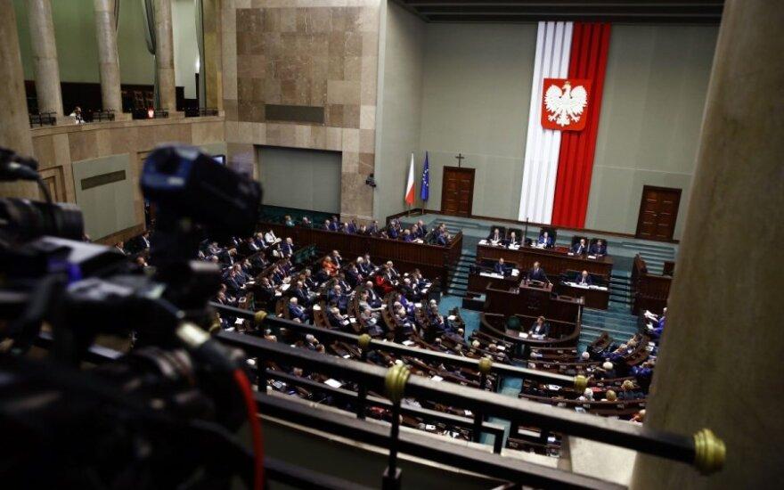 Парламент Польши наделил себя правом назначать судей