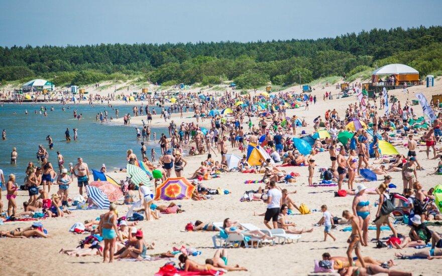 Погода: Литву захлестнёт новая волна жары