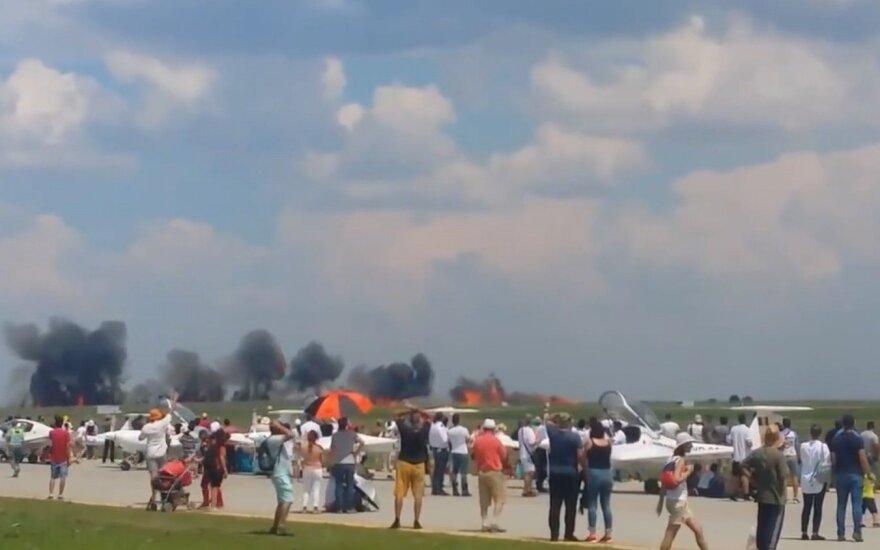 Трагедия на авиашоу в Румынии