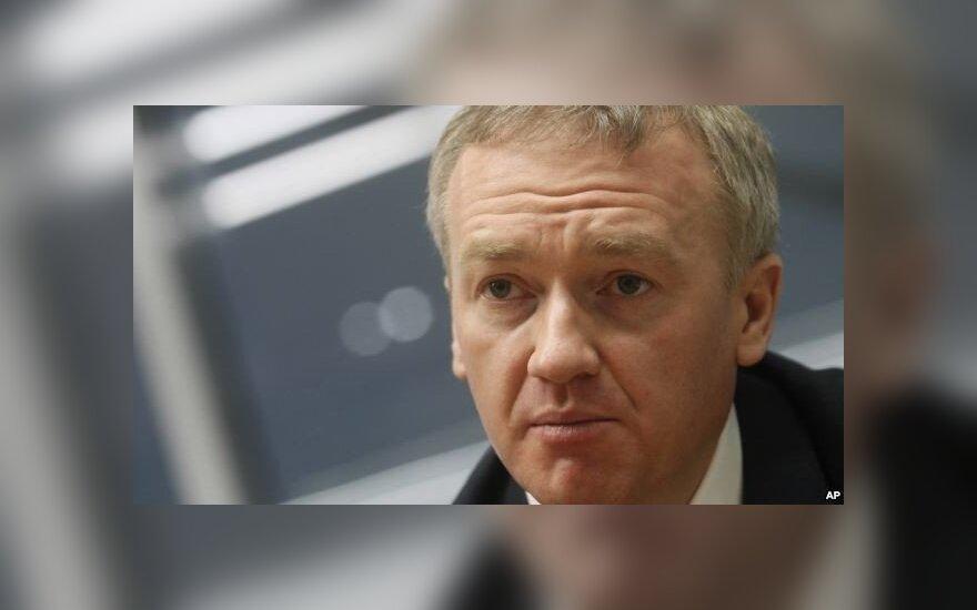 """Нет никакой информации о местонахождении главы """"Уралкалия"""""""