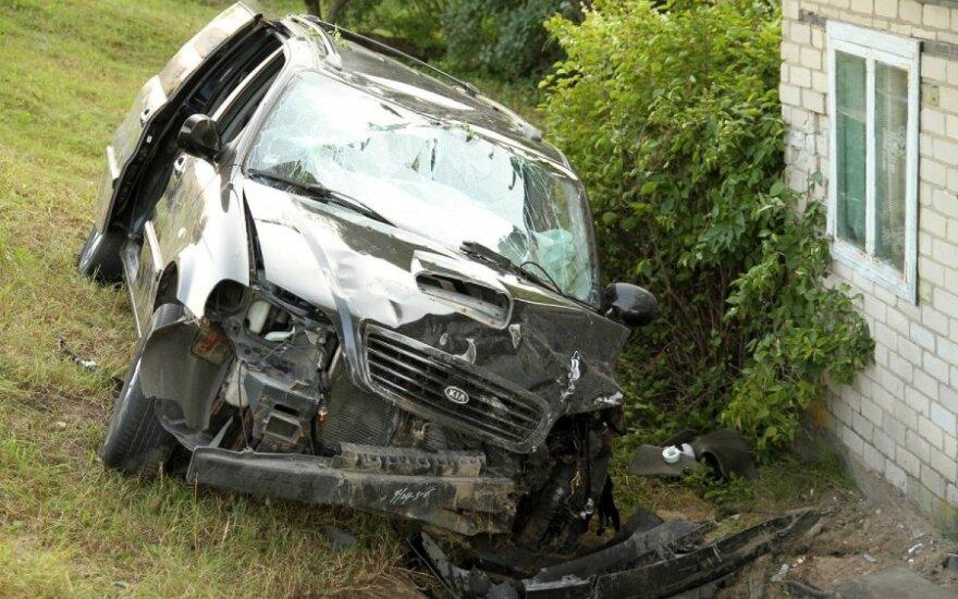 За неделю на дорогах погибли 8 человек