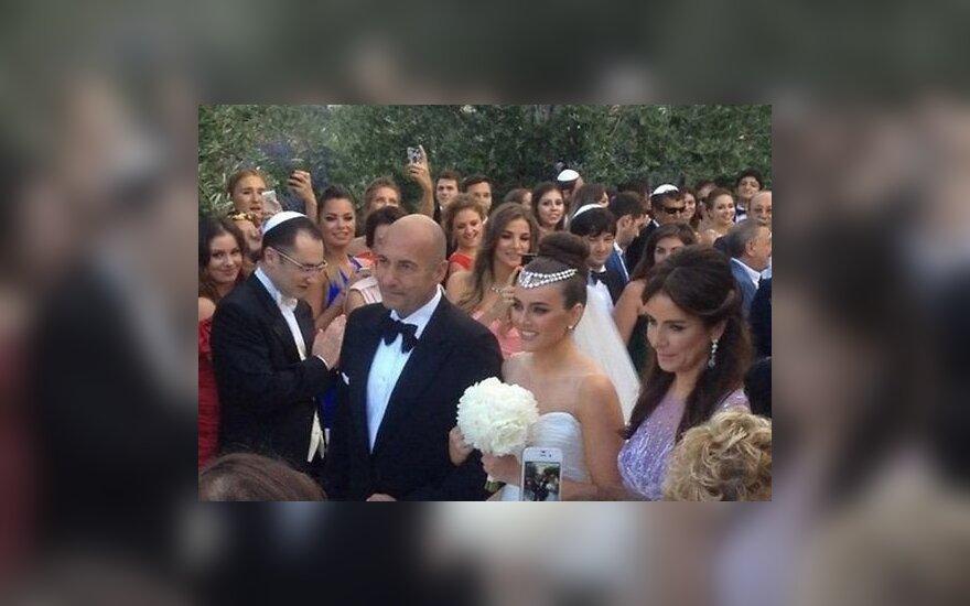 ФОТО, ВИДЕО: Дочь Игоря Крутого отметила роскошную свадьбу в Монако