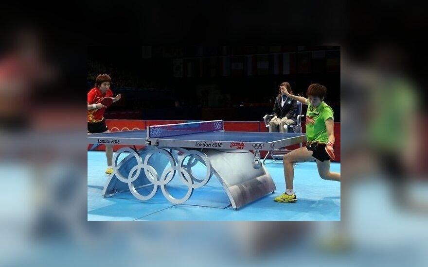 Смешной ролик про настольный теннис собрал миллионы просмотров