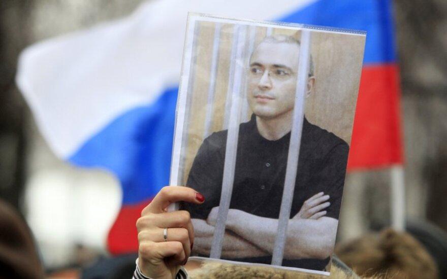 Rosja: Putin ułaskawi Chodorkowskiego?