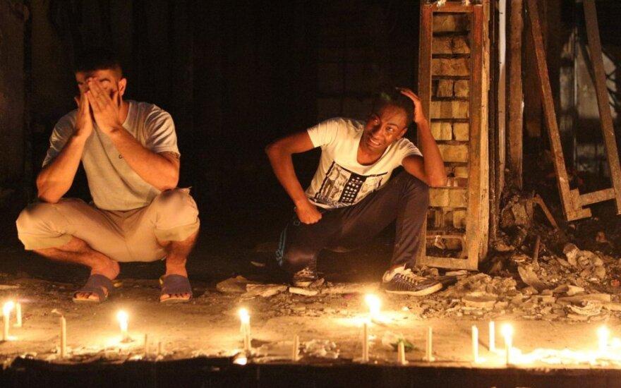 Число жертв нападений в Багдаде превысило 160 человек