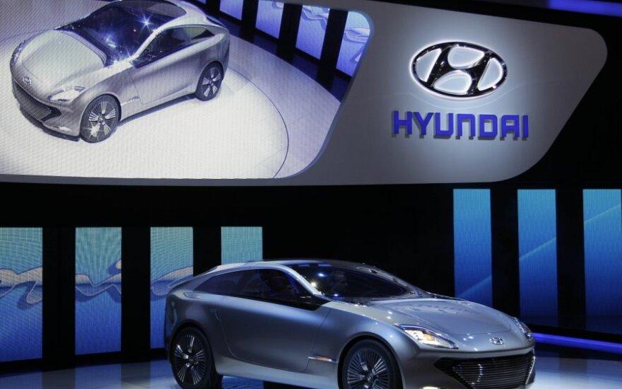 Женева-2012: Будущее дизайна Hyundai в концепт-каре i-oniq
