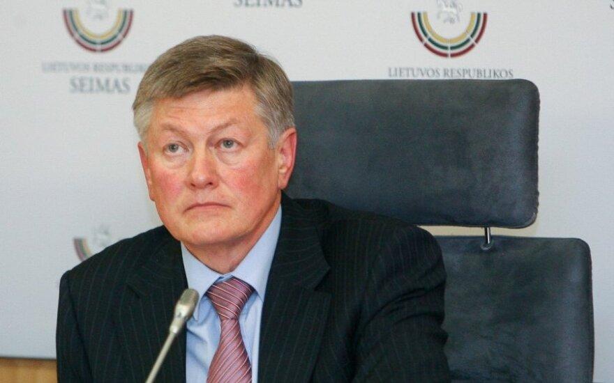 Паулаускас: прокурор подтвердил, что Ульбинайте предъявлены подозрения