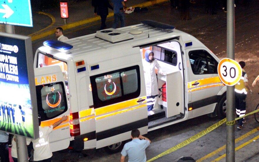 Нападение на аэропорт Стамбула: 36 погибших, более 140 раненых