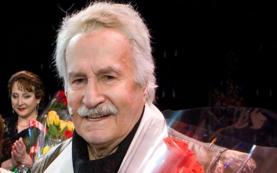 Умер один из старейших актеров мира Владимир Зельдин