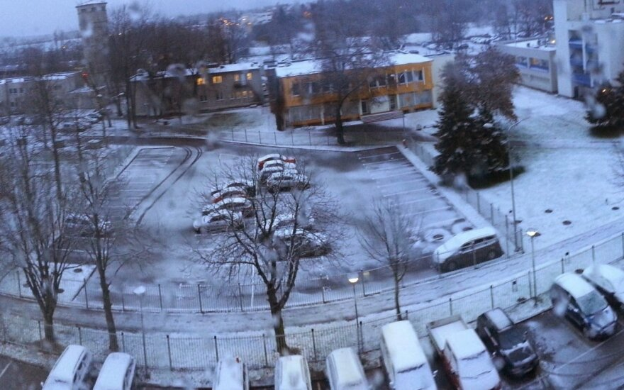 Прогноз: после солнечного дня – снег и холод
