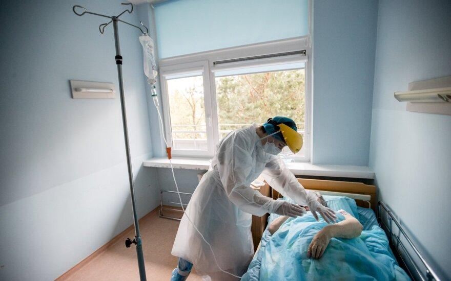За сутки в Литве подтверждено шесть новых случаев коронавируса