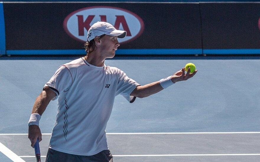 Ričardas Berankis - Andy Murray