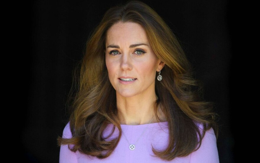 Kate Middleton, Londonas 2018 m.