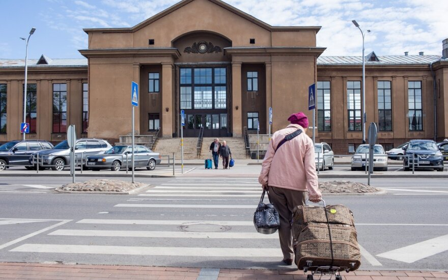 Daugpilio geležinkelio stotis