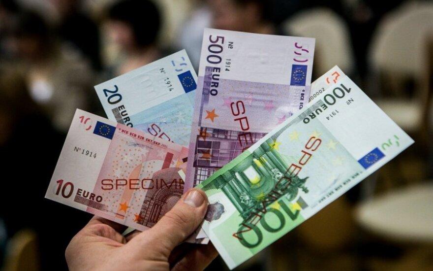 Введение евро может обойтись предпринимателям в 500 литов