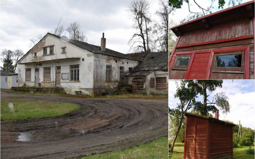 Пока в Вильнюсе решают вопрос покупки Lidl, на кирпичи продают один из старейших монастырей