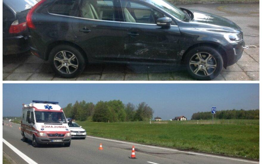 Клайпедские следователи напали на след стрелявших в предпринимателей