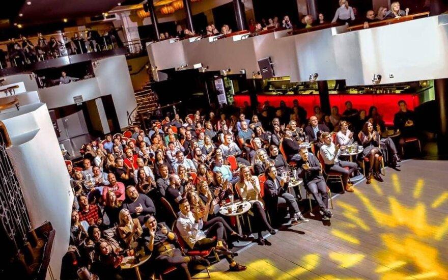 Залог отличного вечера: в Вильнюсе пройдет первый в этом году Stand Up концерт