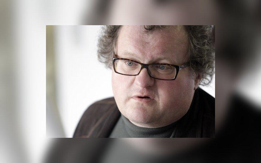 Донскис: ЕП может поднять вопрос тюрьмы ЦРУ в Литве