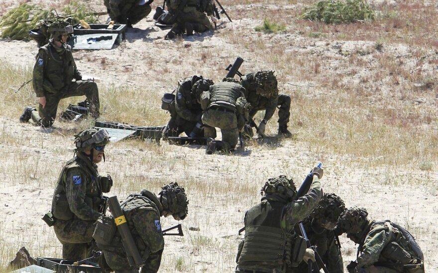 В Литве планируются учения Сил высокой готовности НАТО