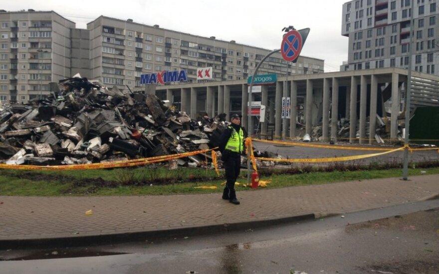 W Rydze mogą się zawalić jeszcze dwa centra handlowe