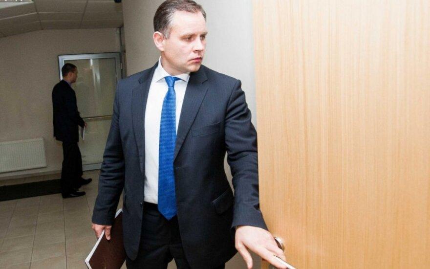 У президентской службы нет информации о сомнительных связях кандидата в министры Петрошюса